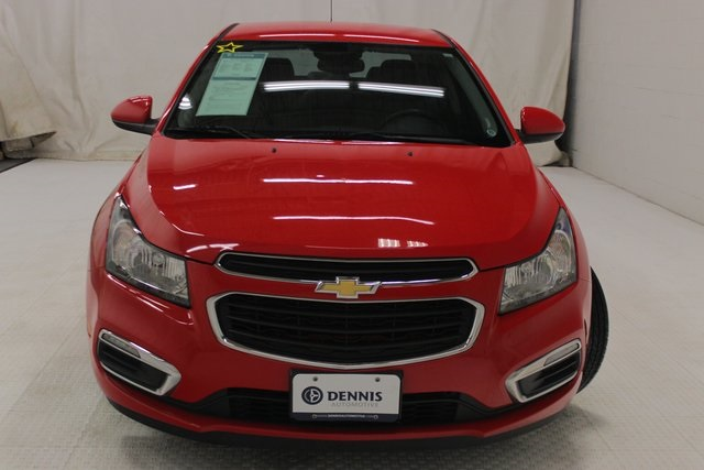 Pre-Owned 2015 Chevrolet Cruze ECO