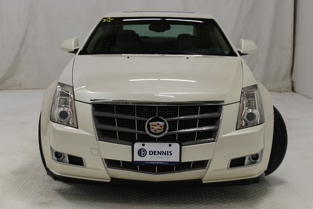 Pre-Owned 2011 Cadillac CTS Premium
