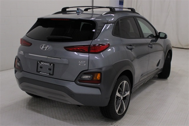 New 2021 Hyundai Kona Limited